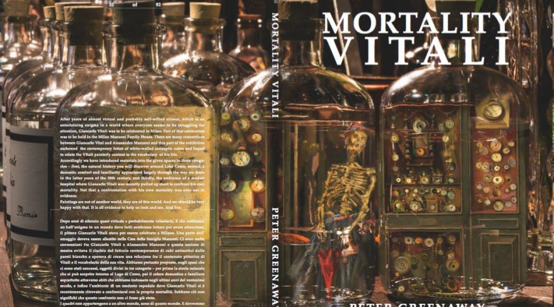 "Bellavista Time Out .n1: Peter Greenaway illustra ""Mortality with Vitali"""