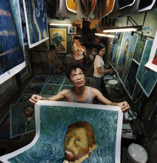 Alla ricerca di Van Gogh