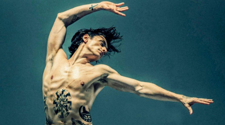 """Sergei Polunin, il bad boy della danza, all'Anteo Palazzo del cinema di Milano il 7 febbraio con il documentario """"Dancer"""""""