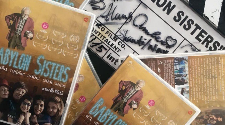 """""""Donne, immigrate e combattive"""" per presentare l'uscita in dvd del film """"Babylon Sisters"""""""