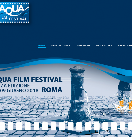 3° Aqua Film Festival
