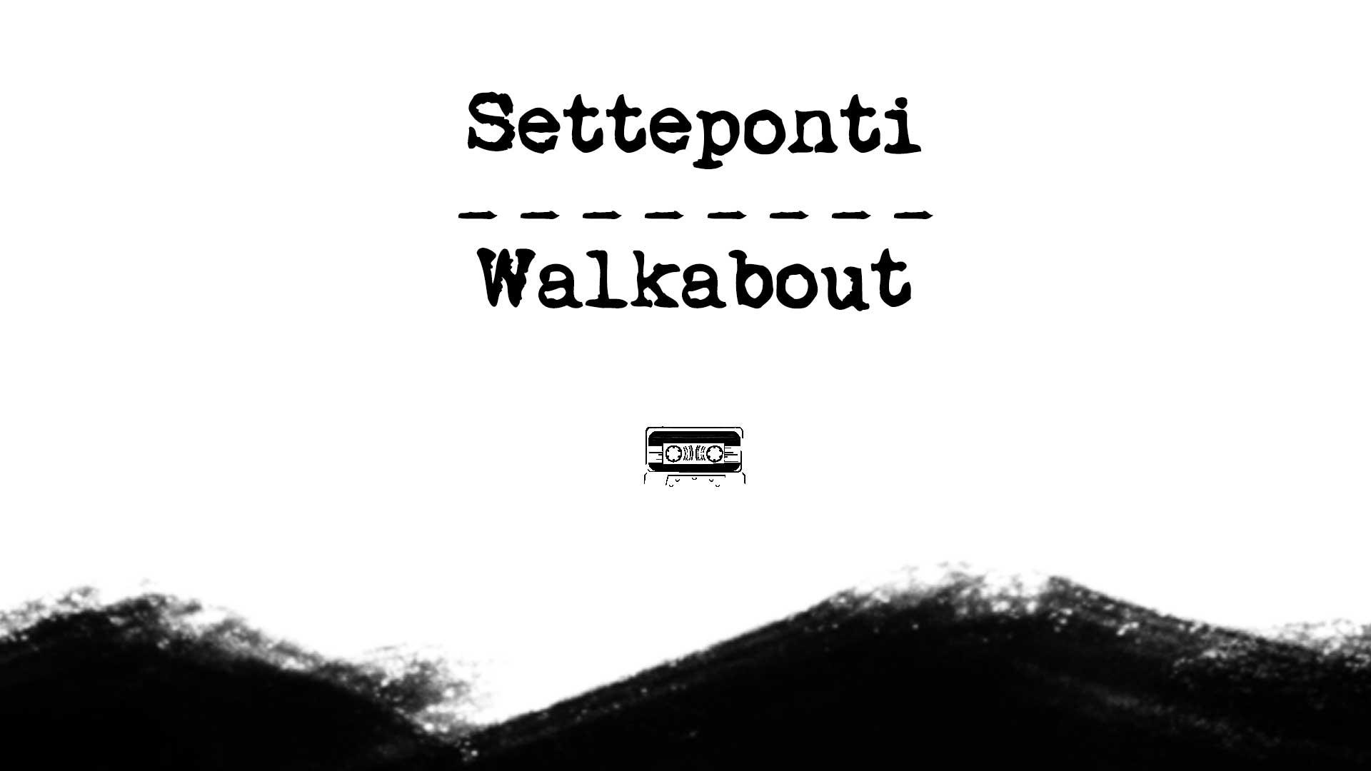 """""""Setteponti Walkabout"""", il documentario interattivo in anteprima al Taormina Film Fest"""