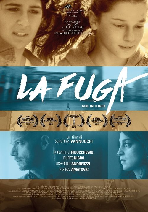 """""""La Fuga"""", da marzo nei cinema"""