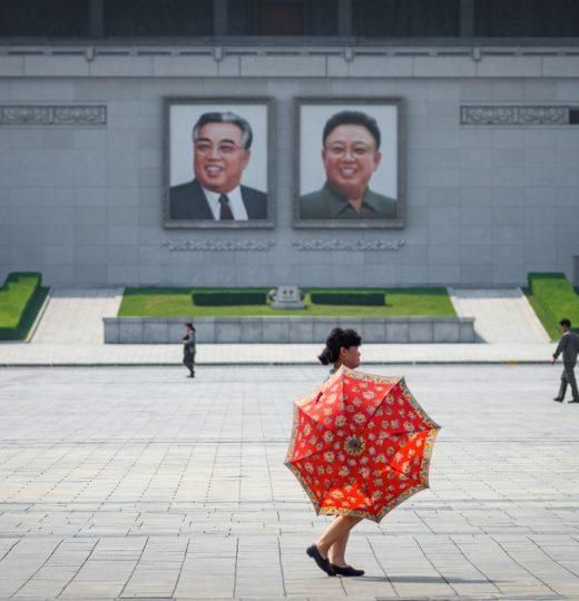 Una gloriosa delegazione a Pyongyang