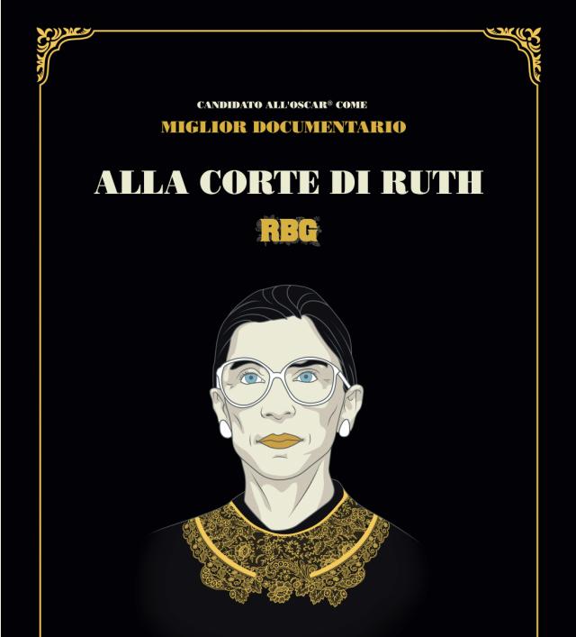 Alla corte di Ruth – RBG
