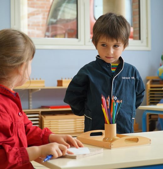 Il bambino è il maestro