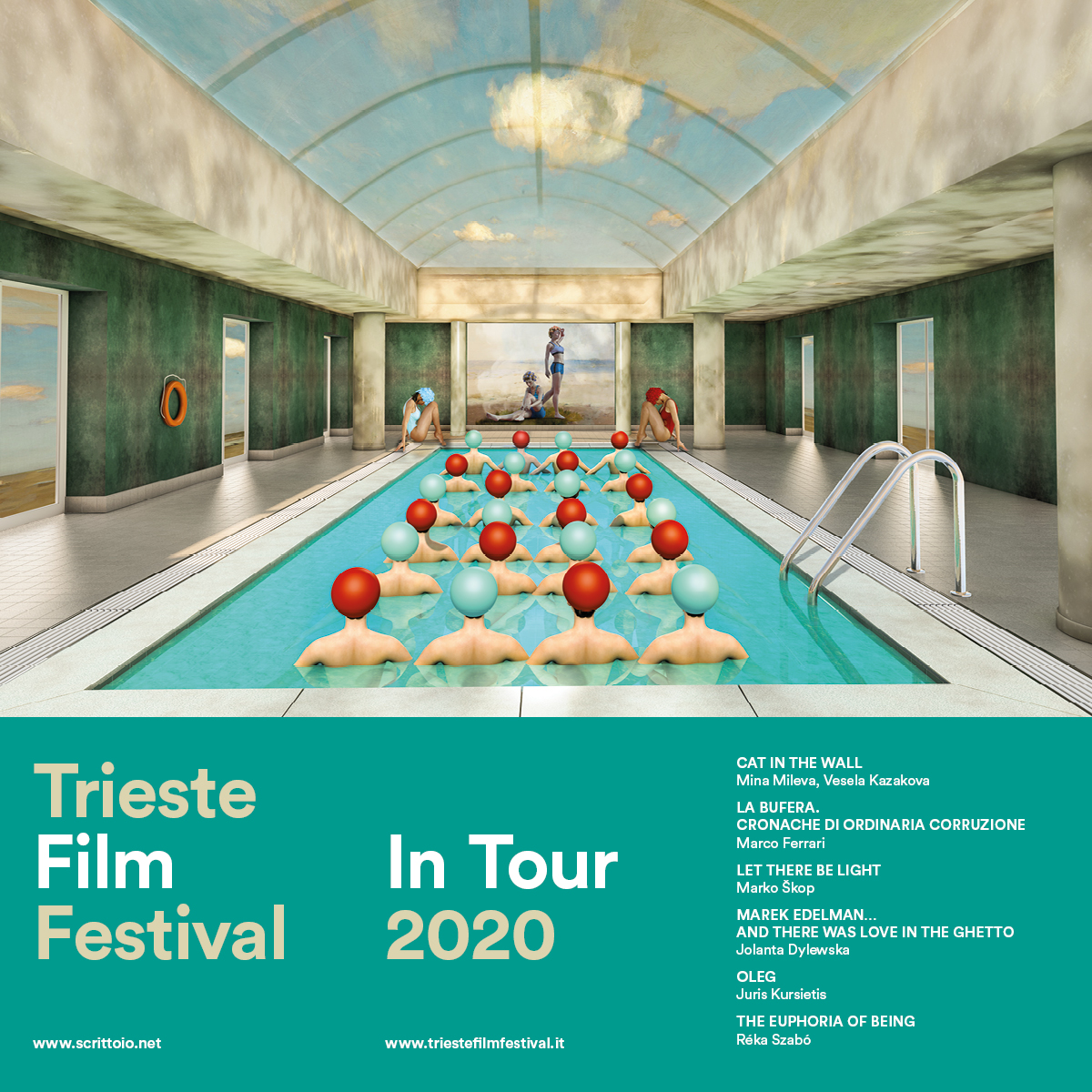 Trieste Film Festival in Tour 2020