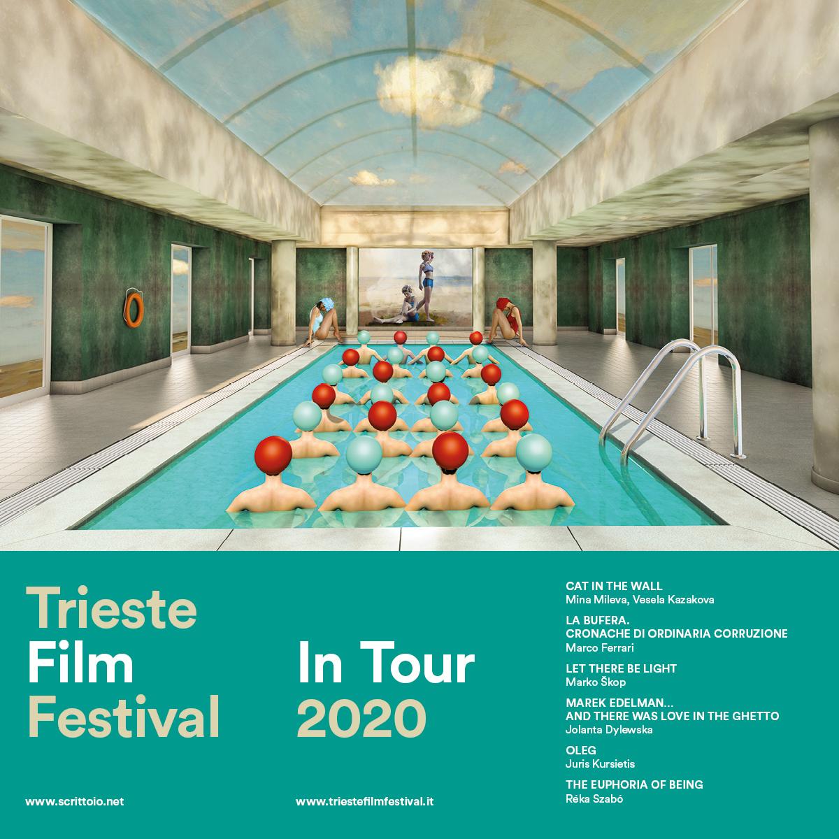 Trieste Film Festival in Tour 2020
